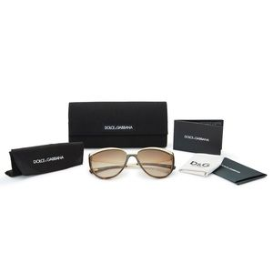 Authentic Dolce & Gabbana D&G Sunglasses Gift Set